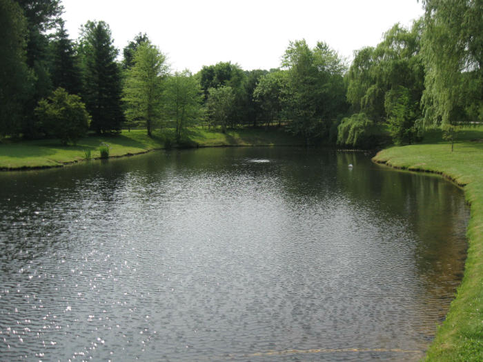 Commercial pond maintenance in Ohio and Georgia