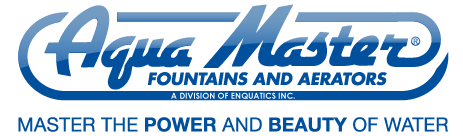 Aqua Master fountains and lake aerators online