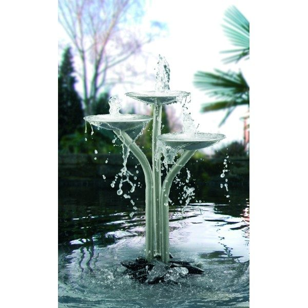 The Humber and other unique fountain fixtures